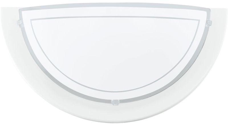 Eglo Nástěnné svítidlo PLANET 1 bílá - 83154