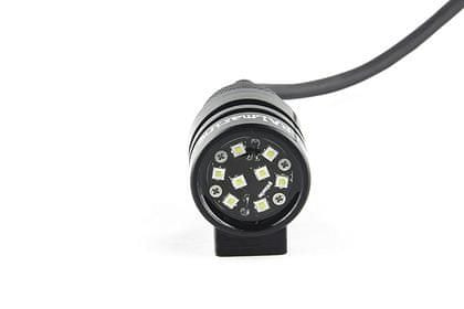 GRALMARINE Lampa LED 8, 80 W VIDEO hlava GRALMARINE