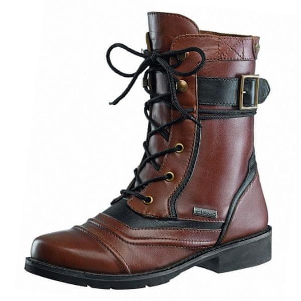 Held boty dámské CATTLEJANE vel.41 hnědá, kůže (pár)