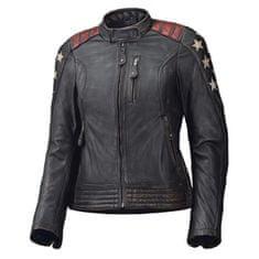Held dámska kožená moto bunda  LAXY čierna