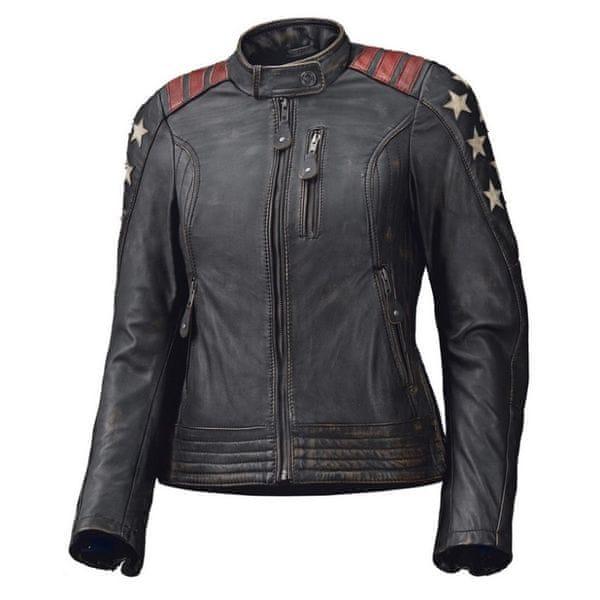 Held bunda dámská LAXY vel.42 černá, kůže