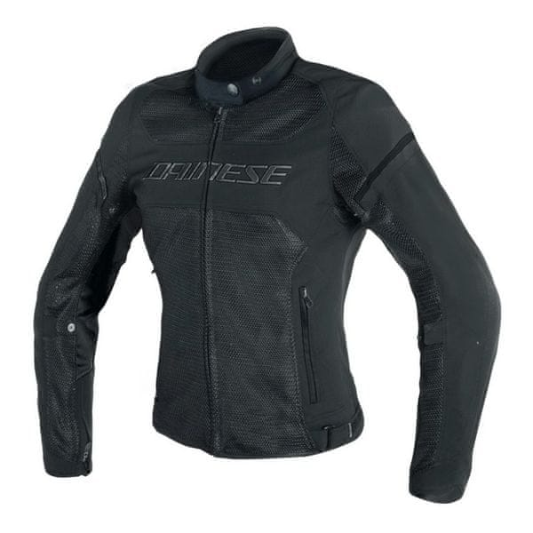 Dainese bunda dámská AIR-FRAME D1 LADY TEX vel.46 černá, textilní