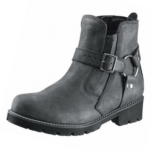 Held boty NASHVILLE vel.46 černá, kůže