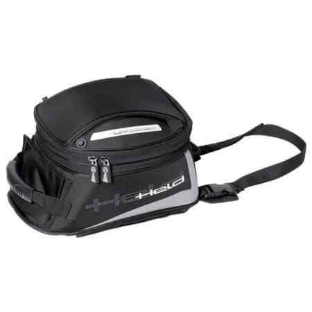 Held motocyklový Tankbag  AGNELLO S - objem 8-12l, černý, Magnetický systém