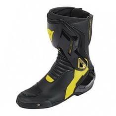Dainese moto boty  NEXUS černá/fluo žlutá