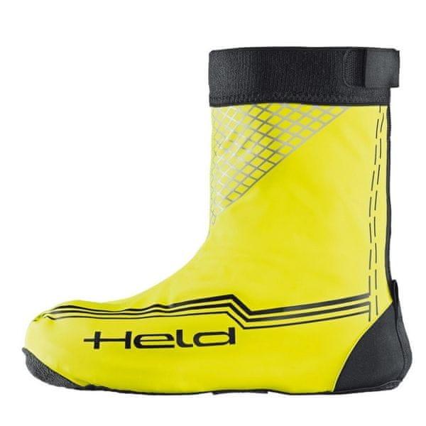 Held nepromokavé návleky na kotníkové boty vel.L (41-42), fluo žlutá