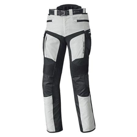 Held letné enduro moto nohavice Matata 2 vel.3XL šedá/čierna (vodeodolná úprava), textilné