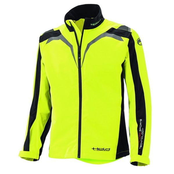 Held nepromokavá bunda RAINBLOCK TOP vel.XL fluo žlutá