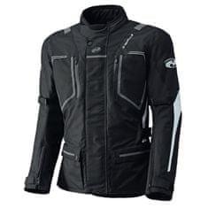 Held pánska moto bunda  ZORRO čierna/biela, Humax (vodeodolná)