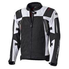 Held pánska moto bunda  Antaris čierna/biela (vodeodolná)