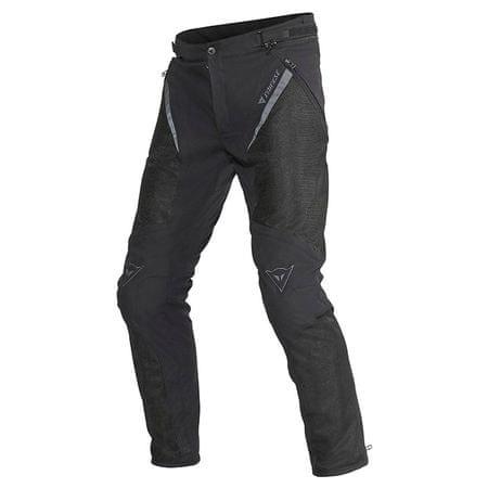 Dainese pánske športové moto nohavice DRAKE SUPER AIR TEX vel.60 čierna, textil