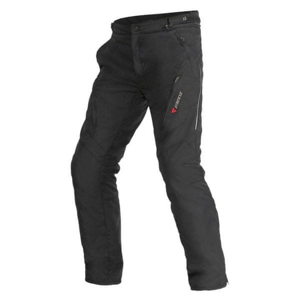 Dainese pánské kalhoty TEMPEST D-DRY vel.52 černá, textil