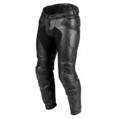 Dainese pánské kožené moto kalhoty  PONY C2 PELLE černé