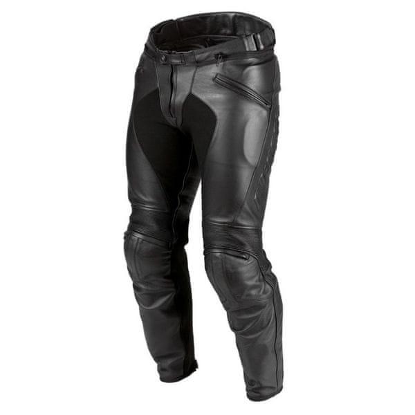 Dainese pánské kalhoty PONY C2 PELLE vel.52 černé, kůže