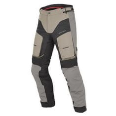 Dainese pánské enduro moto kalhoty  D-EXPLORER GORE-TEX písková/černá/šedá