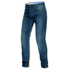 Dainese pánské kalhoty - jeans na motorku  BONNEVILLE REGULAR denim/kevlar