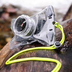 Aquapac Pouzdro Small Camera/Hard Lens (tvrdé sko) 428