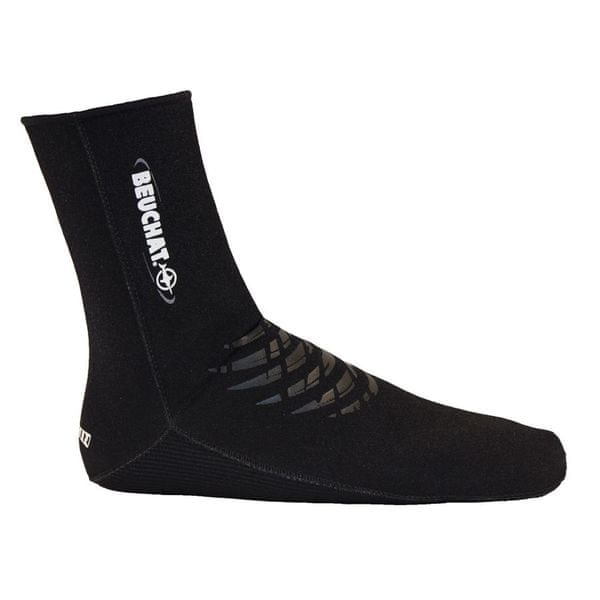 Beuchat Ponožky neoprenové ELASKIN 2 mm, M/L
