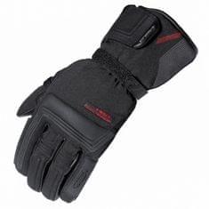 Held motocyklové rukavice  POLAR 2 černé, textil/kůže (Hipora, Thinsulate)