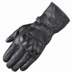Held moto rukavice  TOUCH (dotykové prsty), černé, kůže (pár)