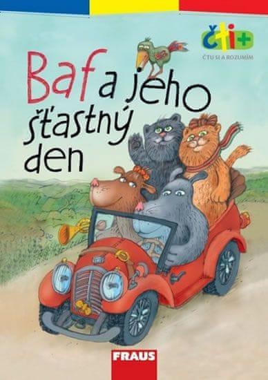 Baf a jeho šťastný den (edice čti +): 6-7 let