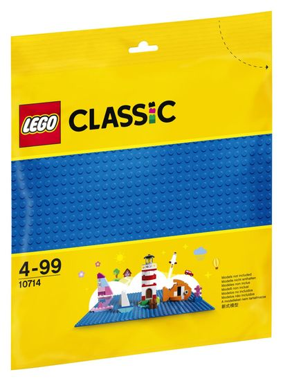 LEGO Classic 10714 modra podlaga