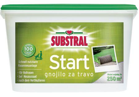 Substral start gnojilo za travo, 5 kg, 250 m2