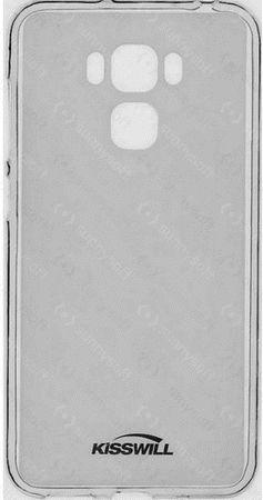 Kisswill ovitek za Huawei Mate 10 Pro, prozoren/črn
