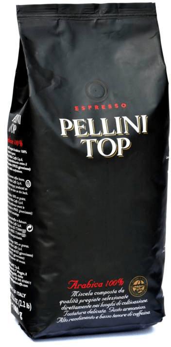 WEBHIDDENBRAND Pellini Top zrnková káva 1kg