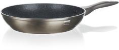 Banquet ponev Metallic Platinum, 28 cm