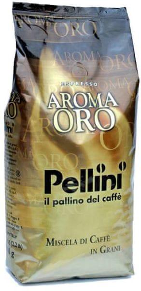 Pellini Oro zrnková káva 1kg