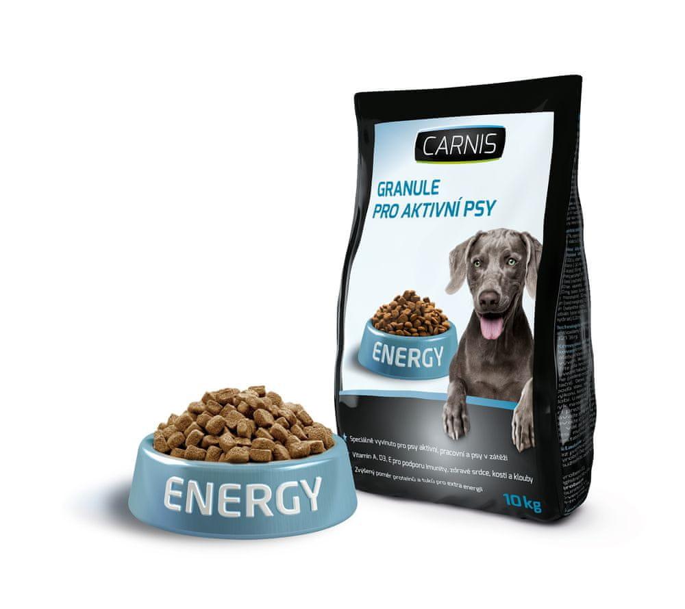 Carnis Granule pro aktivní psy 10kg