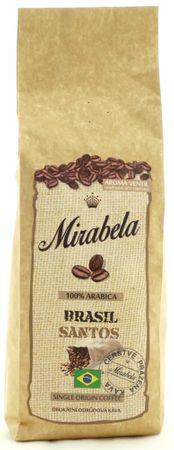 Mirabela sveža kava Brasilia Santos, 225 g