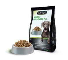 Carnis Granule pro dospělé psy 10kg