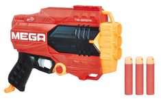Nerf blaster Mega Tri Break