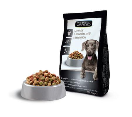 Carnis Granuly pre psy jahňacie 10kg