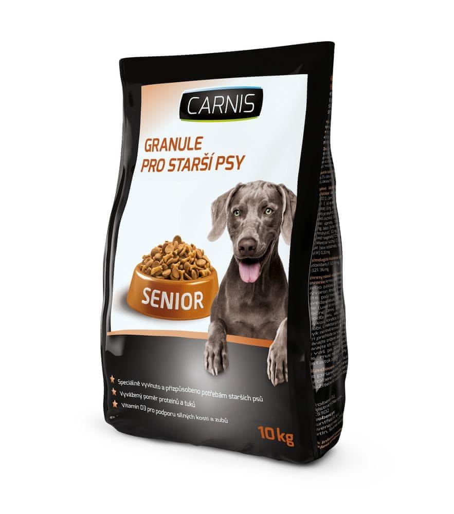 Carnis Granule pro starší psy 10kg