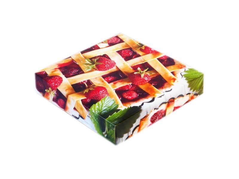 KartonMat Krabice na koláč Bologna 26x5