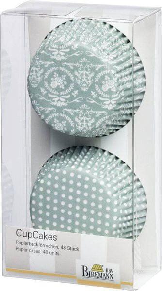 Birkmann Košíčky na muffiny – květinový vzor