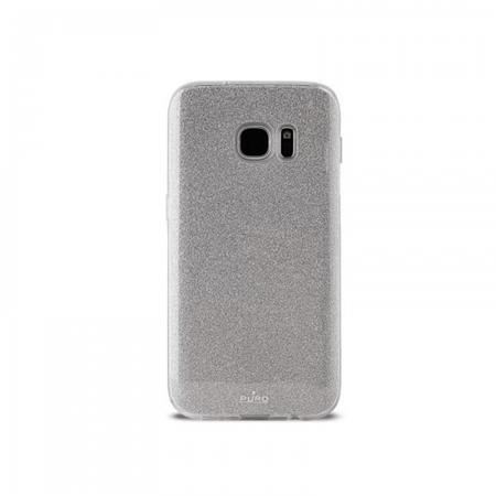 Puro ovitek Shine za Samsung Galaxy S8, srebrn