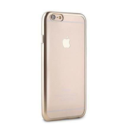 Puro ovitek Satin za iPhone 6/6s, zlat