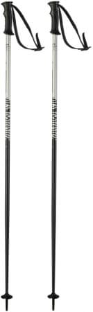 Elan smučarske palice ROCKrod BLACK, 135cm