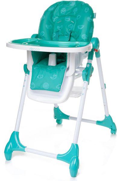 4Baby Židlička Decco tyrkysová