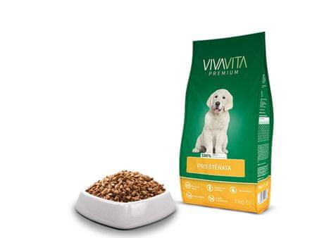 Vivavita karma dla szczeniąt 7kg