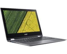 Acer prenosnik Spin SP111-32N-P85M N4200/4GB/64eMMC/11,6FHD/Touch/W10H (NX.GRMEX.001)