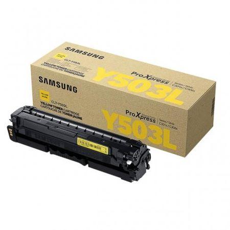 Samsung toner CLT-Y503L, rumen