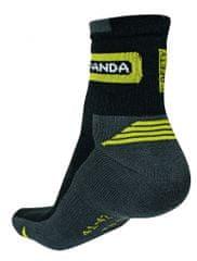 Panda Safety Ponožky Wasat čierna 43-44