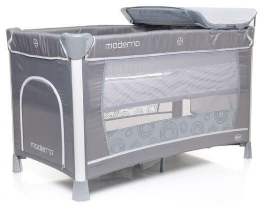 4Baby łóżeczko podróżne Moderno