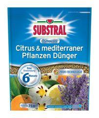 Substral gnojilo Osmocote za citruse in druge mediteranske rastline, 1500 g, 75 m2