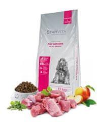 Starvita hrana za starejše pse, 12 kg